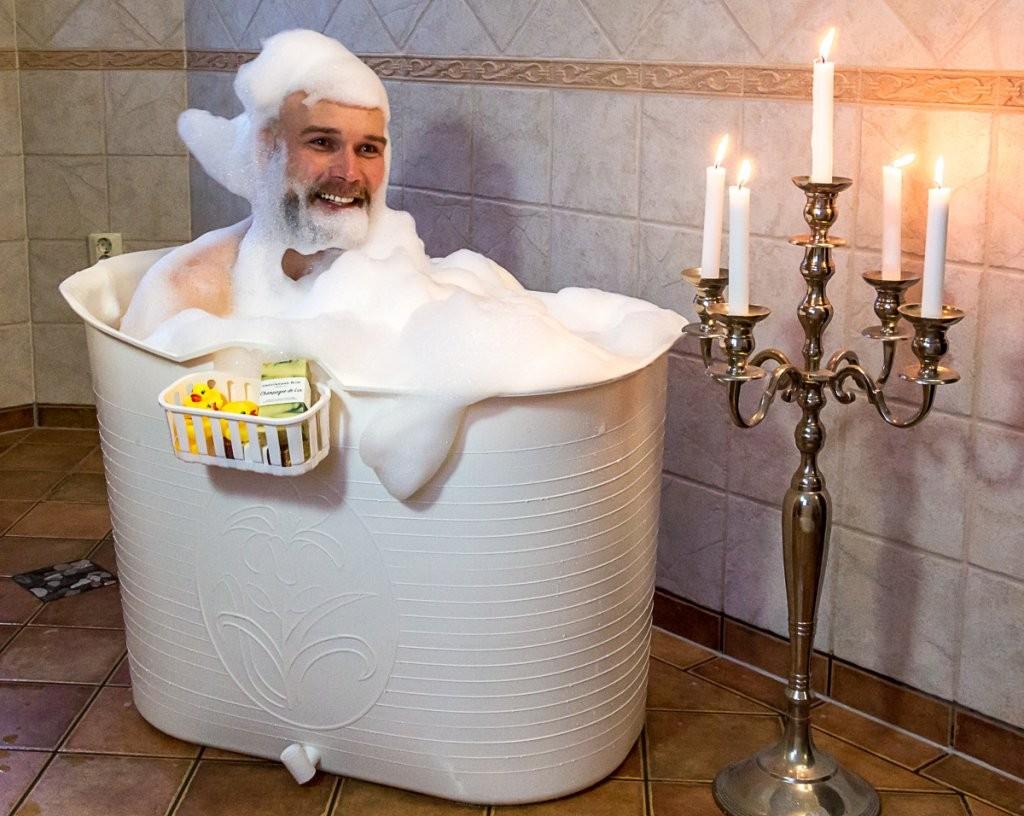 Voksne badekar til Badekar med