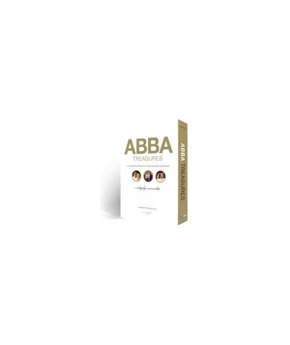 Abba Treasures – bog & CD