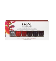 OPI - Paint That Canvas Neglelak - 6 x 3,75 ml