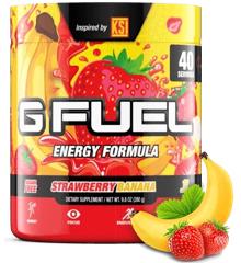 G Fuel - KSI  Strawberry Banana - 40 Servings