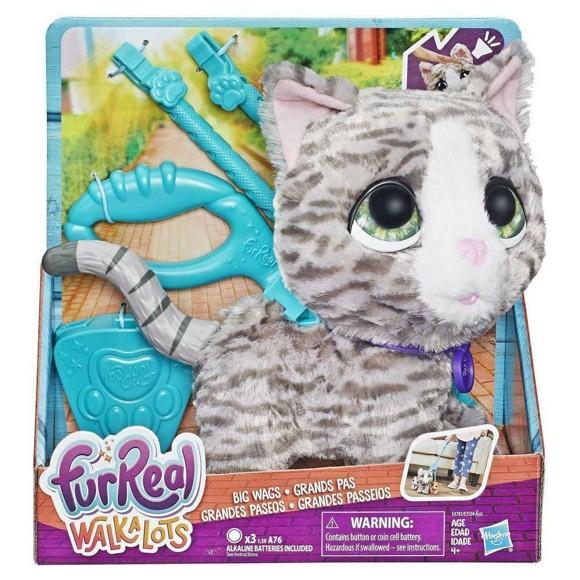 FurReal - Walkalots Big Wags - Kat