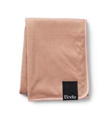 Elodie Details - Fløjlstæppe - Faded Rose