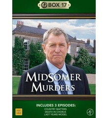 Midsomer Murders - Box 17 - DVD