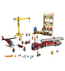 LEGO City - Downtown Fire Brigade (60216)