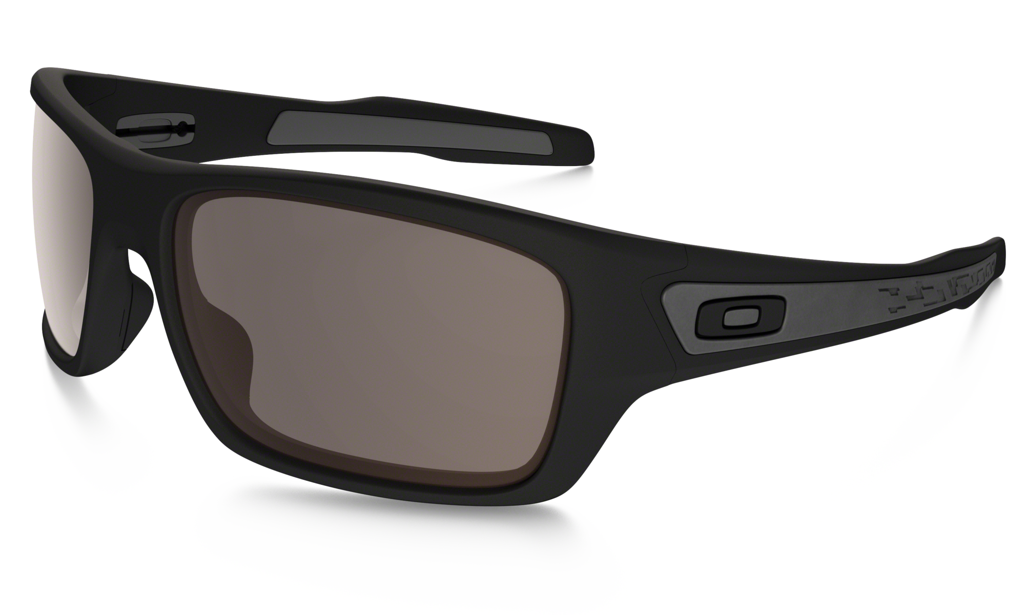 Køb Oakley Turbine matte black warm grey solbriller
