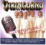 Vikingarna/Evergreens-Latar Vi Minns - CD