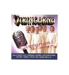 Vikingarna/Evergreens-Låtar Vi Minns - CD