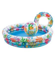 INTEX - Fishbowl Pool set (659469)