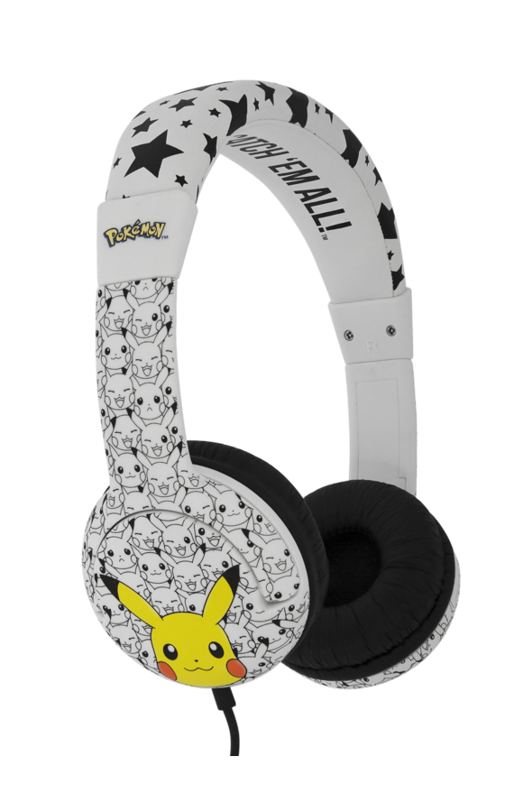 Pokemon 'Pikachu Face' - Junior