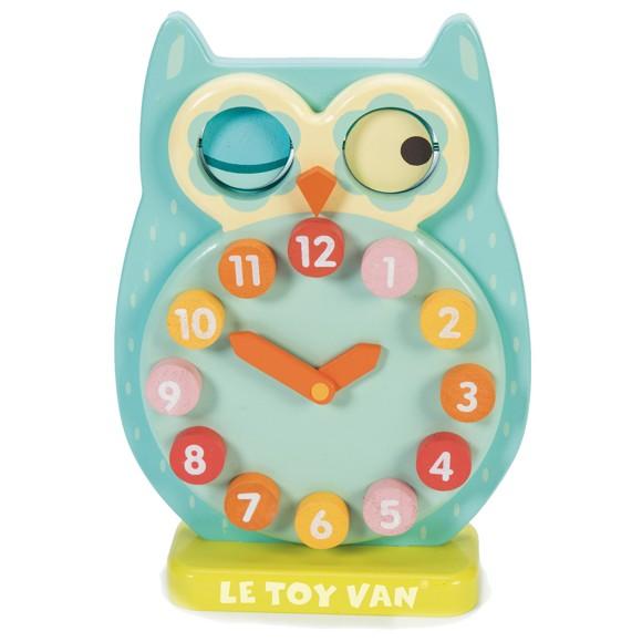 Le Toy Van - Blinkende ugle klokke (LPL010)