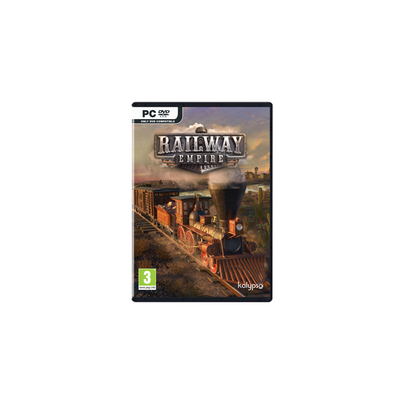 Railway Empire (Code via Emial)