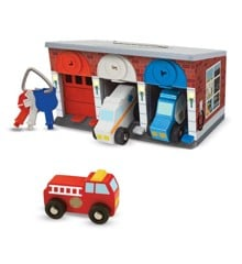 Melissa & Doug - Keys & Cars Rescue Garage (14607)