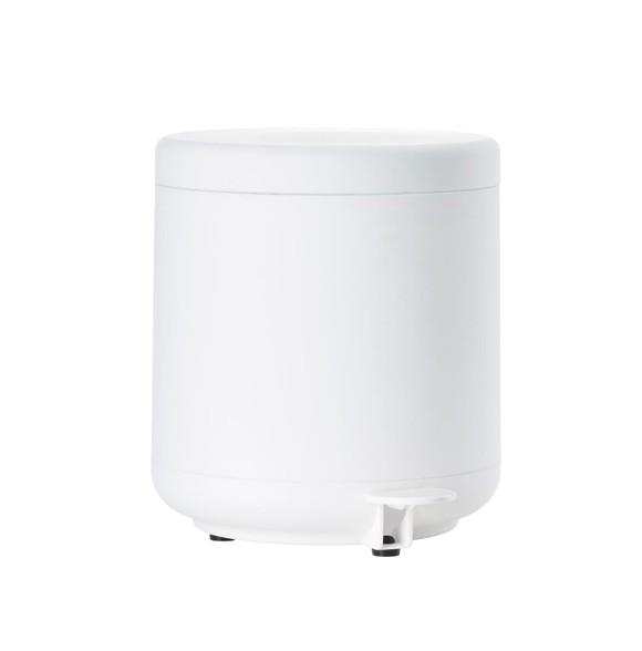 Zone - UME Pedal Bin - White (330407)