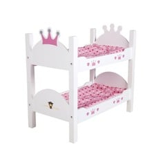 Happy Friend - Princess Doll Bunk Bed (504008)