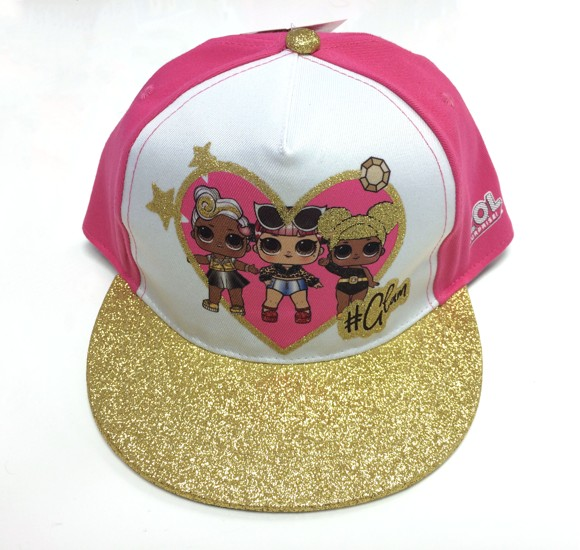 L.O.L. Surprise Gold Cap One-size