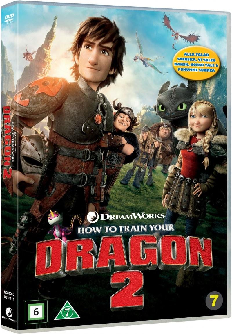 Kaufe How To Train Your Dragon 7 (Blu-Ray) - Versandkostenfrei
