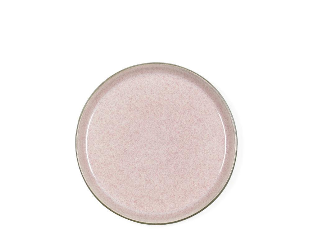 ?Bitz - Gastro Plate 21 cm? - Grey/Light Pink (821407)
