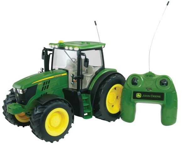 Britains - R/C John Deere 6190R Tractor (42838)