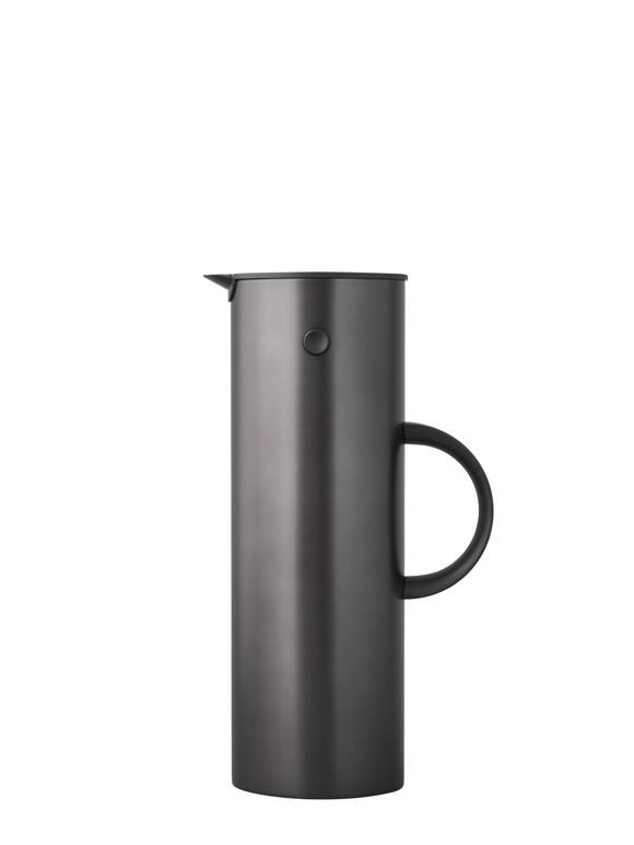 Stelton - EM77 Termokande 1 L Metal - Black