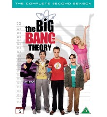 The Big Bang Theory - Season 2 - DVD