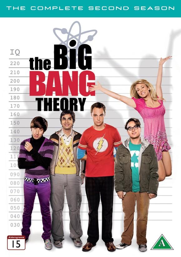 The Big Bang Theory - Season 2 - DVD