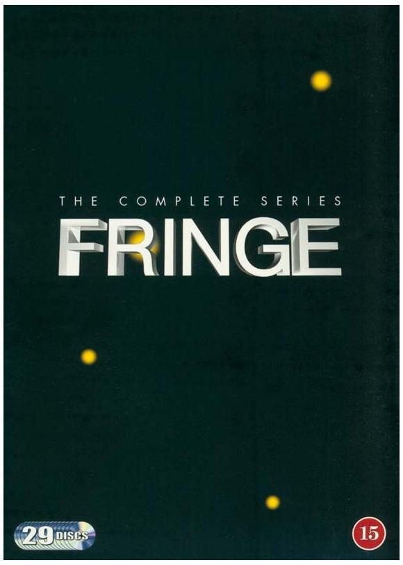 Fringe - Den Komplette Serie - Sæson 1-5 - DVD