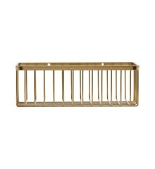 House Doctor Bath Basket Small - Brass (WG0320)