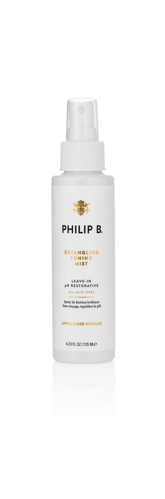 Philip B - pH Restorative Detangling Toning Leave-in Spray 125 ml