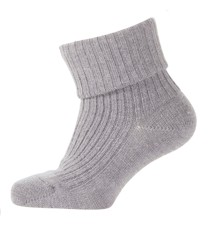 Melton - Basic Wool Sock w. Heavy Rip