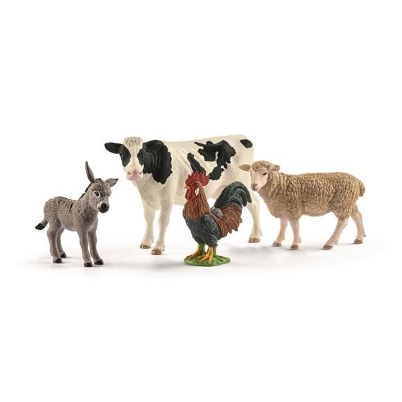 Schleich - Farm World starter set (42385)