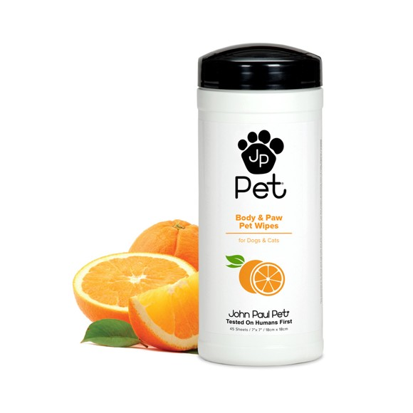 Paul Mitchell John Paul Pet Body & Paw Wipes
