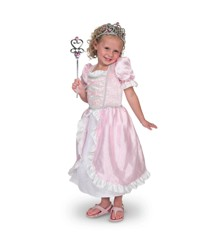 Melissa & Doug - Udklædning - Prinsesse (3-6 år)