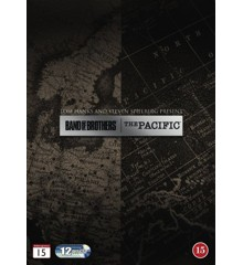 Band of Brothers / The Pacific - Box - DVD