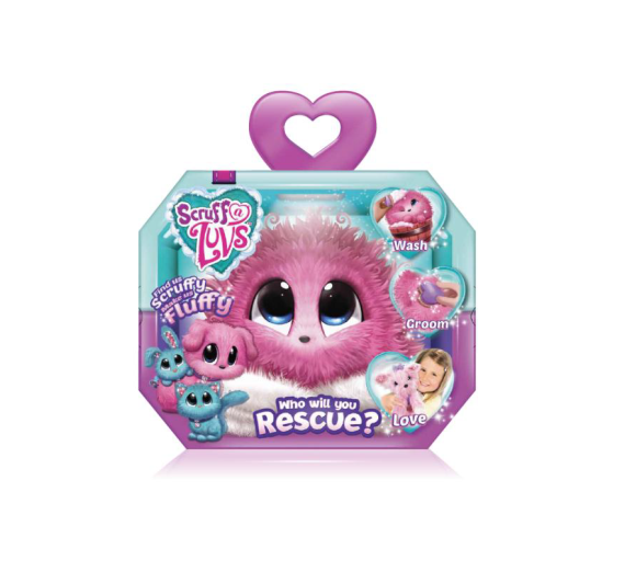 Scruff-a-Luv - Pink (30072)