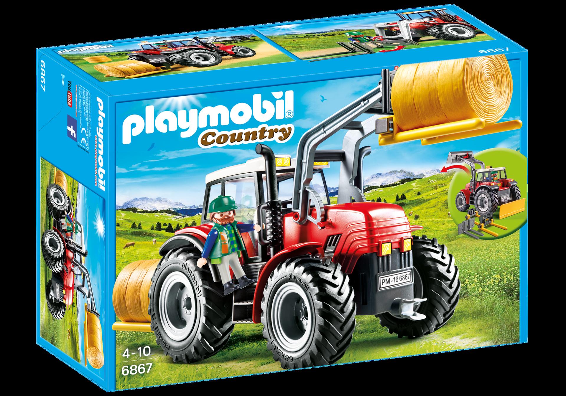 PLAYMOBIL/® Large Front Loader