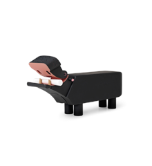 Kay Bojesen - Nijlpaard - Zwart