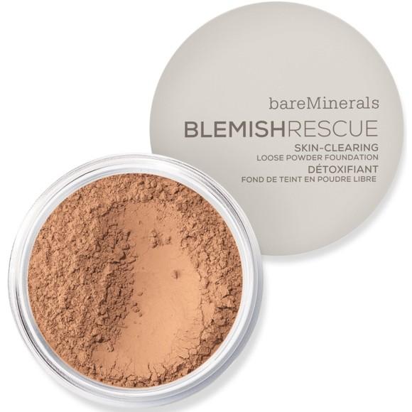 bareMinerals - Blemish Rescue Foundation - 3.5CN Medium Tan