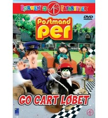 Postmand Per 23 - Gocardløbet - DVD