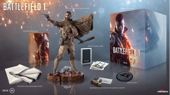 Battlefield 1 - Collector's Edition (Code in a box) (Nordic)