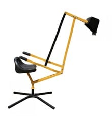 Macro Digger - Yellow/Black (302101)