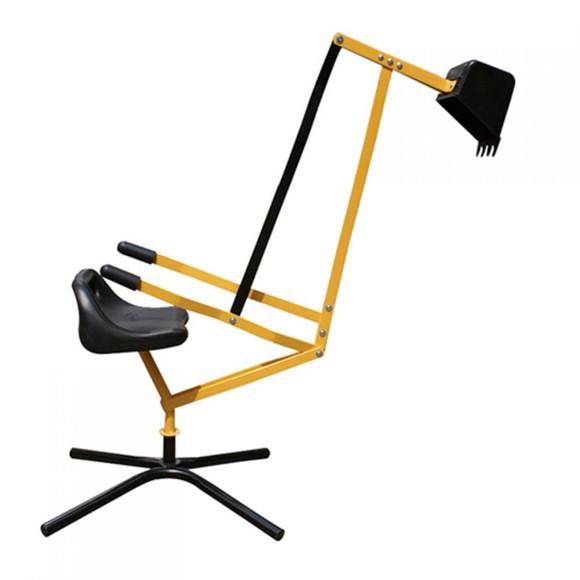 Spring Summer - Macro Digger - Yellow/Black (302101)