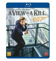 James Bond - A View To A Kill (Blu-Ray)
