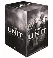 The Unit: Complete Box - Sæson 1-4 (19 disc) - DVD