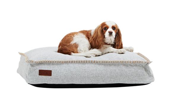 SACKit - DOGit - Cobana Mini Hundepude - Hvid