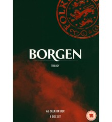 Borgen: Seasons 1-3 - DVD