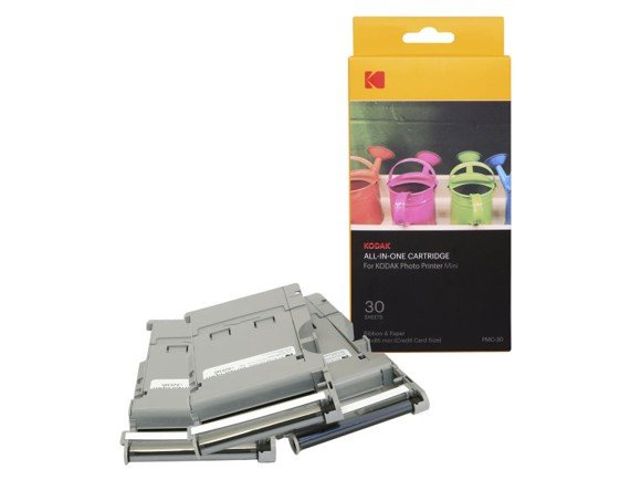Kodak - Kassette Til Minishot & Mini Printer 30-Pakke