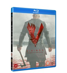Vikings - Sæson 3 (Blu-Ray)
