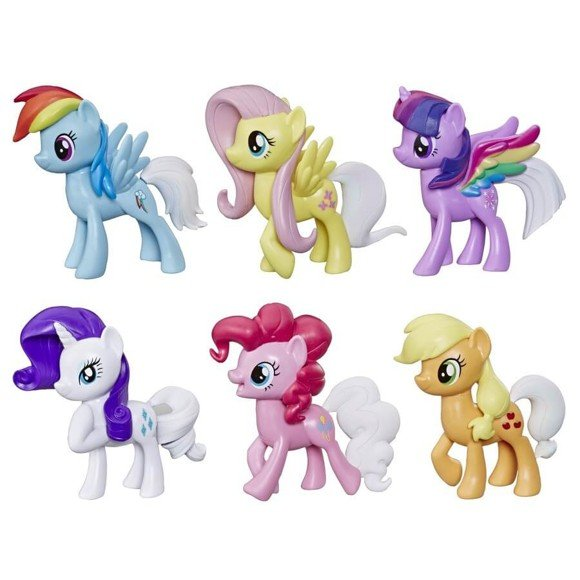 My Little Pony - Rainbow Road Trip Collection (E5553)