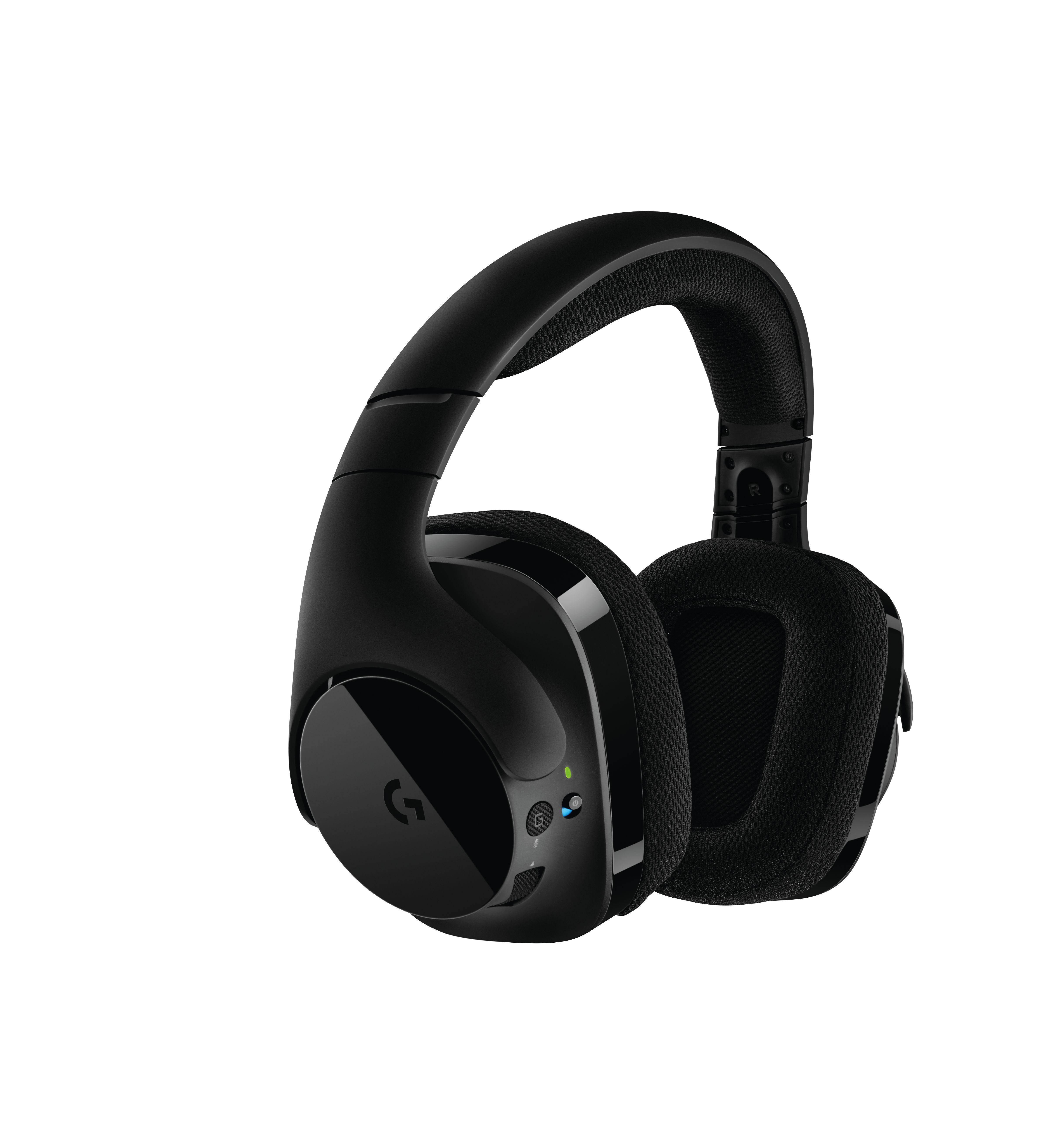 Billede af Logitech G533 Trådløs Gaming Headset