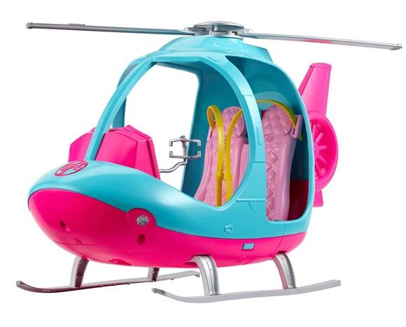 Barbie - Rejse Helikopter